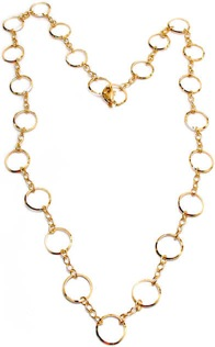 SN025-silver-gold-necklace
